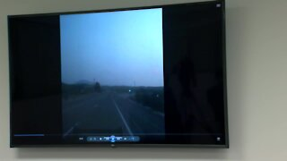 Dashcam footage from deputy-involved shooting