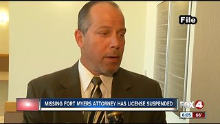 Attorney for accused ZombiCon shooter missing, license suspended