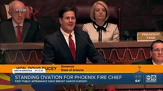 Governor Ducey holds State of the State address Monday