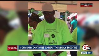 Community continues to react to deadly - Video