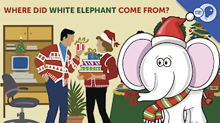 Stuff of Genius: The White Elephant In The Room