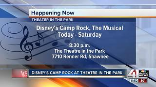 Disney's Camp Rock at Theater In The Park - Video