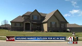 Housing market outlook for KC in 2018 - Video
