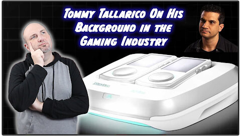 Tommy Tallarico Interview Highlight: Tommy's Gaming Background
