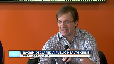 Milwaukee County Executive Chris Abele declares racism a 'public health crisis'