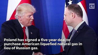Trump Takes Away Big Putin Bargaining Chip - Video