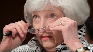 Ex-Fed Chair Janet Yellen To Congress: The Fed's Done Its Bit, So Cough It Up