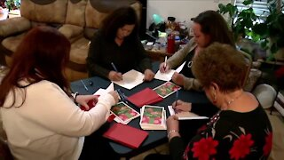 Wheat Ridge woman, 78, personalizes 40K Christmas cards for troops