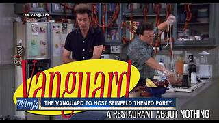 Milwaukee bar transforming into Seinfeld