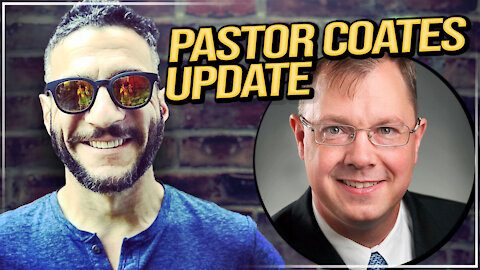 Pastor James Coates JAILED - Live with John Carpay to Discuss - Viva & Barnes