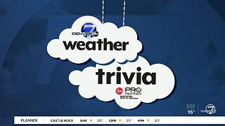 Weather trivia: The snowiest February in recent history