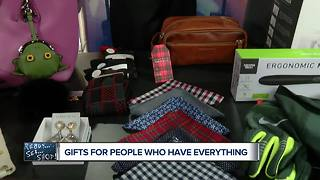 Gifts for People who have Everything - Video