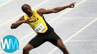 Top 10 Inspirational Moments From The Olympics