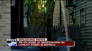 FBI investigation in Lovejoy - Video