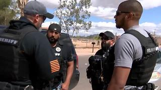 Pinal County Sheriff's G.H.O.S.T. tracks down violent offenders - Video