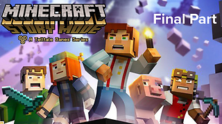 Minecraft Story Mode: The Order Of The Stone Final Part - Video