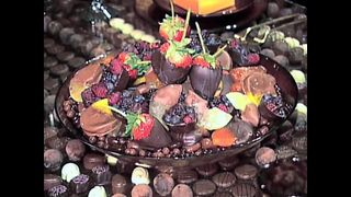 Chocolate Hotel Room - Video