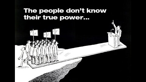 WHO'S IN CHARGE? THE PEOPLE VS THE GOVERNMENT