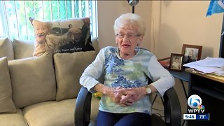 Delray Beach woman turns 100-years-old