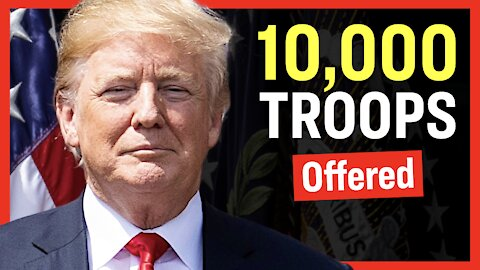 Trump Offered to Deploy 10,000 National Guard Troops in DC on Jan 6th: Mark Meadows | Facts Matter