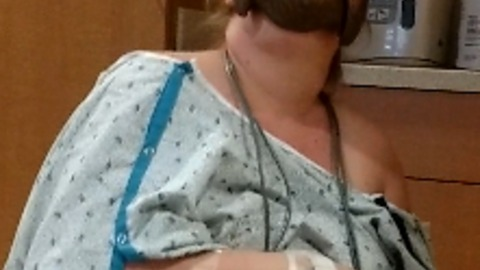 Pregnant Mom Wears Chewbacca Mask While Giving Birth, Becomes Chewbacca Mom
