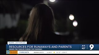 Runaways and the pandemic