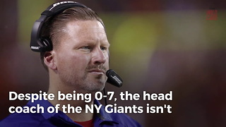 Giants Players Reportedly 'Hate' Head Coach Ben Mcadoo - Video