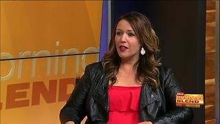 Weekend events with Meredith Dunkel from 94.9 Mix FM - Video