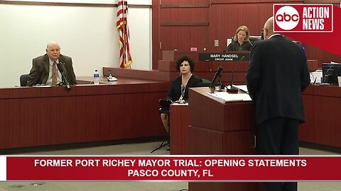 Defense questions first witness in ex-mayor Dale Massad's obstruction of justice trial