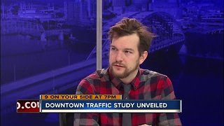 Downtown traffic study leaves City Council with more questions