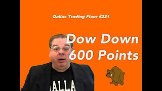 Dallas Trading Floor - Live Jan 27, 2021
