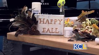 DIY fall decor - Video