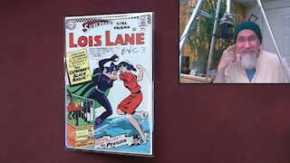 Full Live Stream Reading Superman's Girlfriend Lois Lane #70, Includes Pre- & Post-Discussion [ASMR]