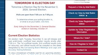 How to track your vote-by-mail ballot online