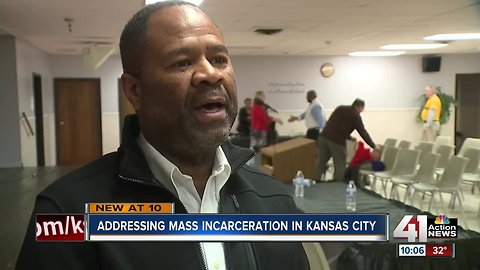 Forte gives Jackson County Jail update at SCLC forum