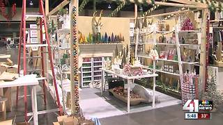 Kansas City Holiday Boutique is back - Video