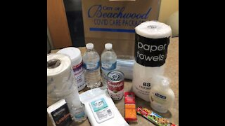 Beachwood providing COVID Care Packages to residents in need