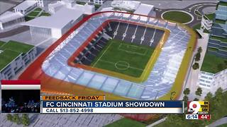 Feedback Friday: Stadium showdown - Video