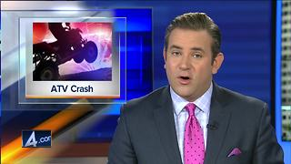 26-year-old man flown to Froedtert Hospital after ATV accident in Sheboygan County - Video