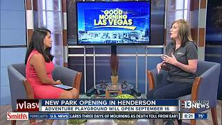 New adventure park opening in Henderson - Video