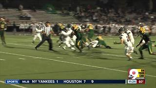 Brian Doneghy leads Sycamore rout over Lakota East - Video