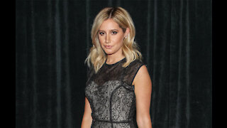Ashley Tisdale can't wait to give birth to her first child