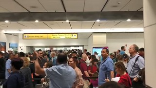Computer Outage Causes Delays at Airports Across the United States - Video
