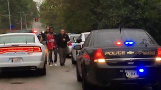 Armed robbery in Grant County prompts school closures, two suspects caught - Video