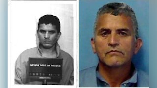 Nevada prison escapee recaptured after 27 years