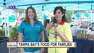 Positively Tampa Bay: 13 Food For Families - Video