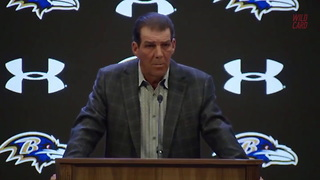 Ravens Owner Thought About Firing John Harbaugh - Video