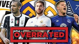 Most Overrated Footballers XI | Ramos, Barkley & Jordi Alba! - Video