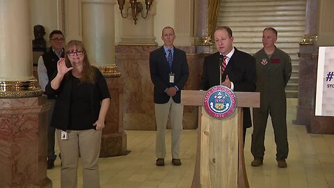 March 16 COVID-19 update from Colorado Gov. Jared Polis