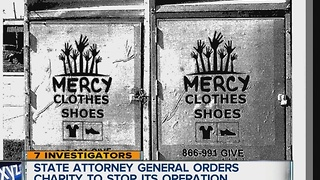 Michigan Attorney General orders charity to stop collecting efforts - Video